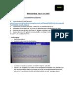 Anleitung BIOS Flash EFI