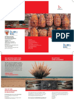 Vorsicht Fundmunition - Faltblatt