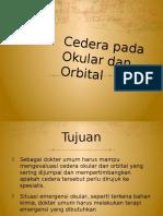 Cedera Pada Okular Dan Orbital (2)
