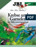 JBL - Krebse und Garnelen Im Suesswasseraquarium