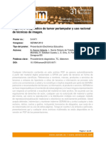 Algoritmo Dx Tumor Periampular y Uso Racional de Tecnicas de Imagen