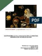 Gastronomía en la Literatura Española de los Siglos de Oro.pdf