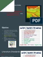professional development on reading