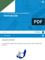 Plantillla PPT - motivación