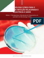 Módulo 1 – Biossegurança e Manutenção de Equipamentos Em Laboratório de Microbiologia Clínica