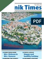 The Sibenik Times, June 21st