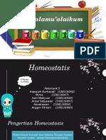 Homeostatis