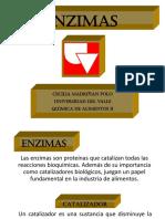 2.Presentacion Lista - Enzimas