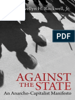 Against the State - Llewellyn H. Rockwell Jr
