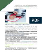 comptabilité analitique