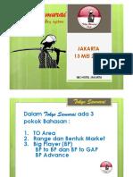 Tokyo Samurai Ibis Jakarta 2013