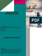 Carpeta Electronica 1 Unidad