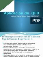 Aplicacion de  QFD