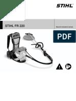 STIHL FR 220 (BR)