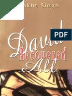 David Recoverd All