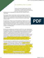 55.- Vulnerabilidad Social en America Latina y El Caribe
