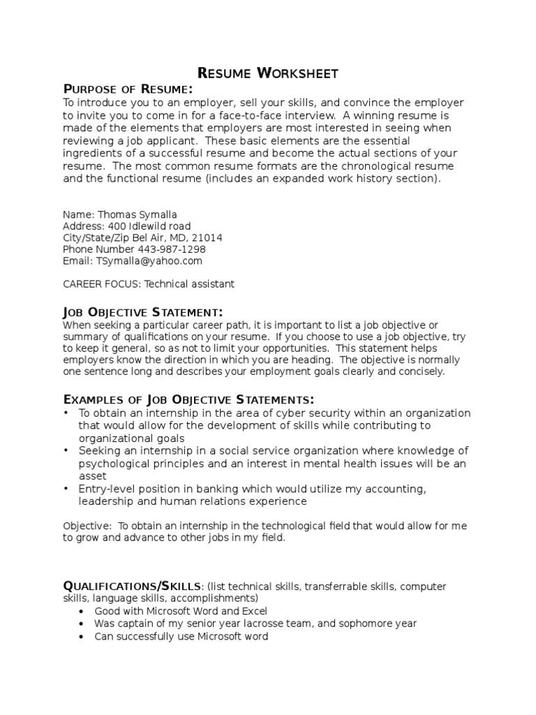 career focus on resume multimedia editor sample resume