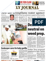 07-19-10 Issue of the San Mateo Daily Journal