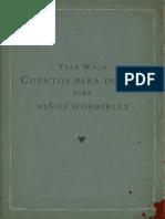 Year Walk Cuentos Para Dormir Para Niños Horribles ES
