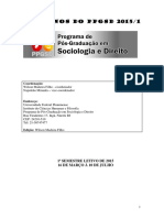 Caderno Do Ppgsd 2015 1