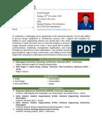 CV Opal Terbaru