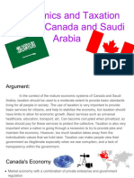 economics and taxation project- canada and saudi arabia 828f05d44