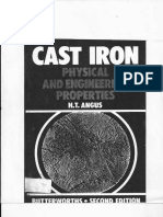 Cast Iron-Phys and Eng Prop