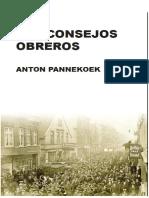 Los Consejos Obreros Anton Pannekoek