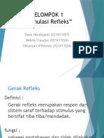 KELOMPOK 1 stimulus reflek.pptx