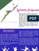 Texto Promocional – Xpresión Corporal