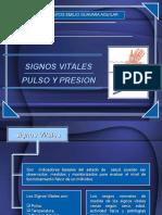 CONTROL PRESION Y PULSO.ppt