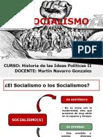 El Socialismo (Utópico)