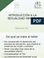 presentación sobre sexualidad tdi