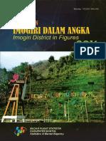 Kecamatan Imogiri Dalam Angka 2016