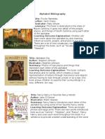 131 alphabet bibliography