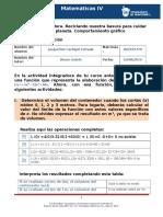Actividad Integradora - Matemáticas IV