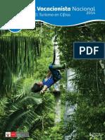 Perfil Vacacionista Nacional 2014 Turismo Cifras 2014 Keyword Principal