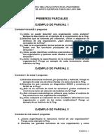 Organizaciones Practicos Parciales 2006 v06