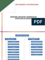 Inspección, Evaluación y Diagnóstico de Estructuras de Concreto
