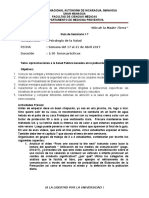 Psicología Médica Guia Didactica Seminario 7