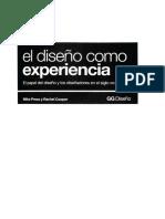Press & Cooper. El Diseño Como Experiencia