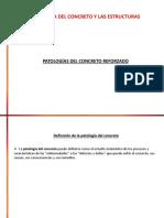 Patologías Del Concreto Reforzado