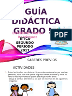 Temas Etica 5º 2 Periodo