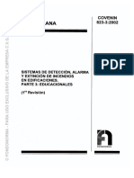 823-3-2002 Sistema de detección de alarma y extinción Educacionales.pdf