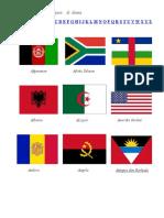 Daftar  Bendera