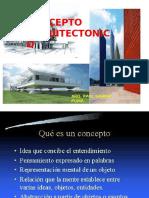 Presentación CONCEPTO ARQUITECTONICO