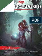 Wilderness Survival Guide