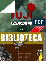 Catalogue Livres Fuji