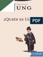 _Quien Es Ulises_ - Carl Gustav Jung