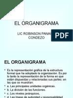 Organigrama Clase 8